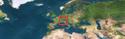 Kleine Weltkarte